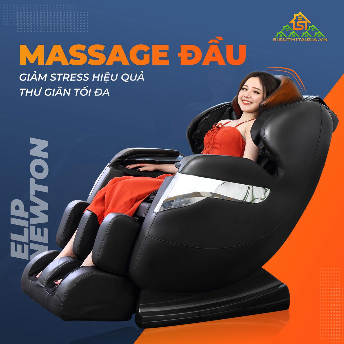 Ghe massage Elip Newton