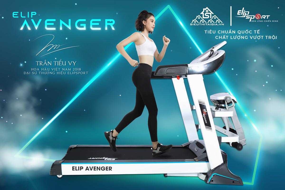Máy chạy bộ ELIP Avenger
