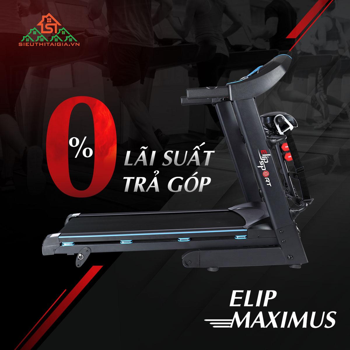 Máy chạy bộ ELIP Maximus