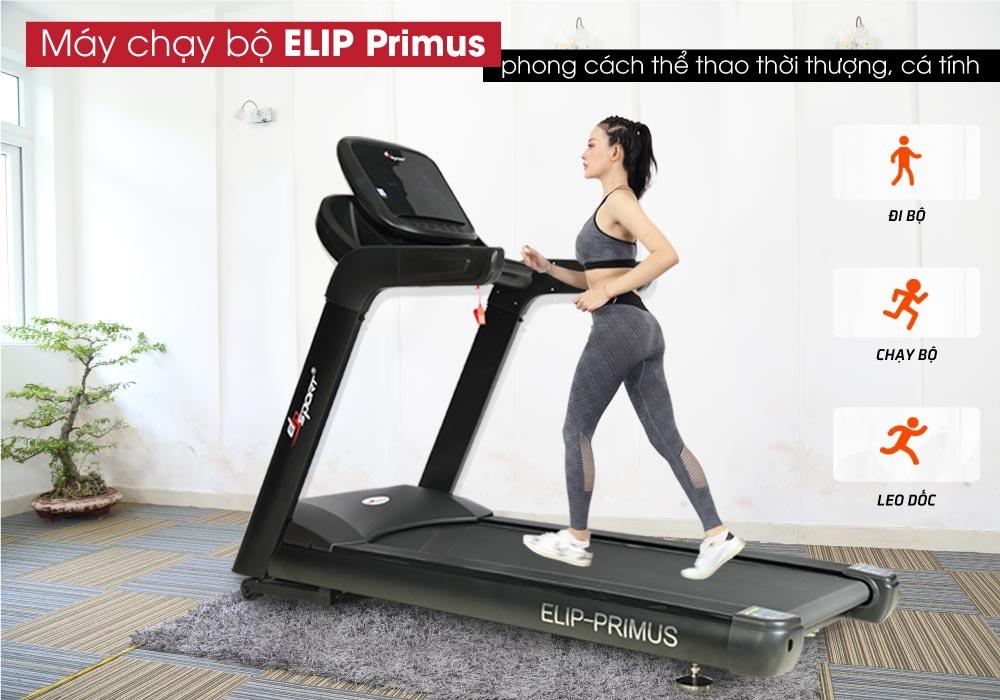 Máy chạy bộ đơn năng ELIP Primus