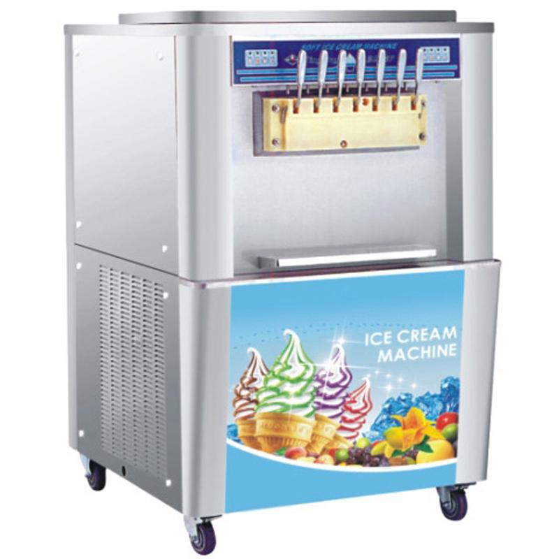 máy làm kem tươi bay màu