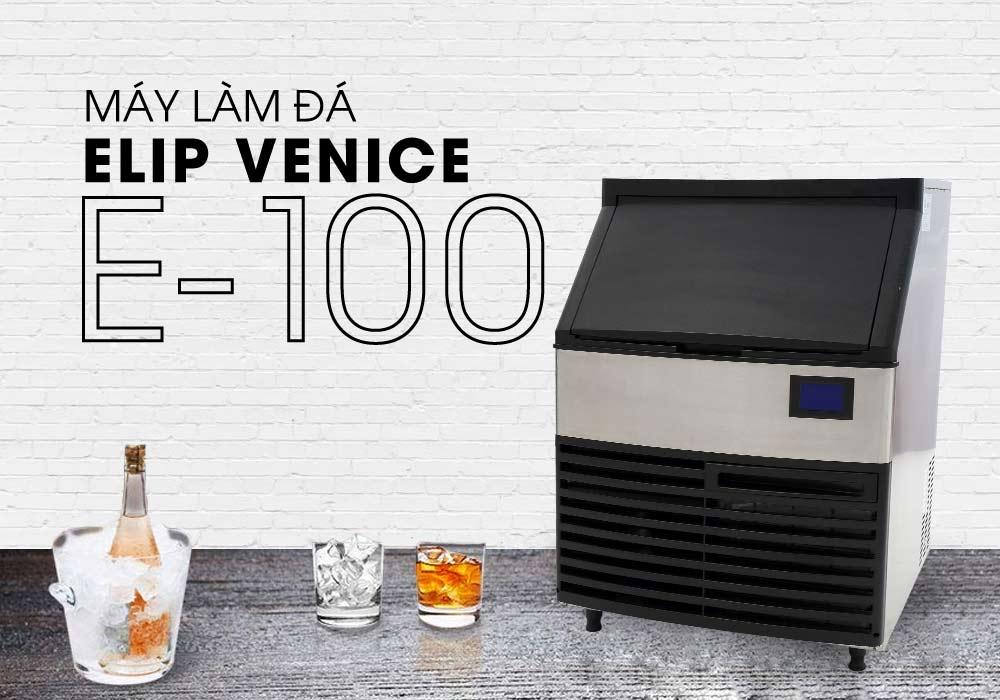 máy làm đá Elip VeniceE-100