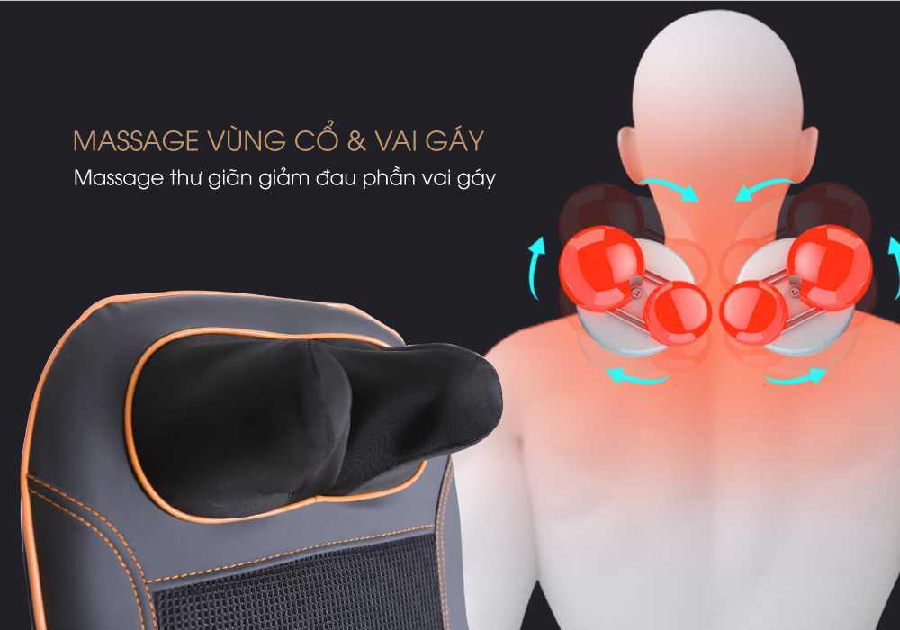 Đệm massage Elip