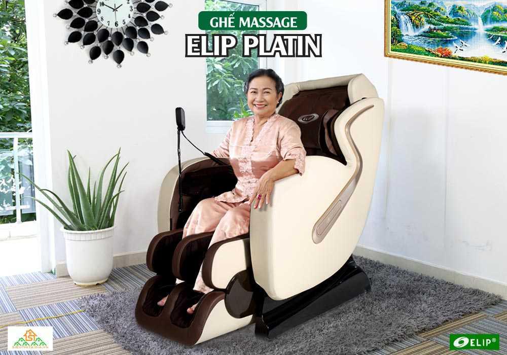 Ghe matxa Elip Platin