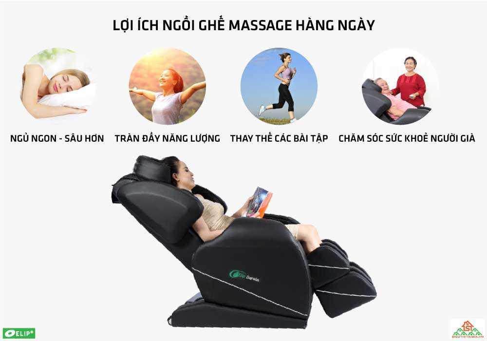 loi ich Ghe massage Elip Drawin
