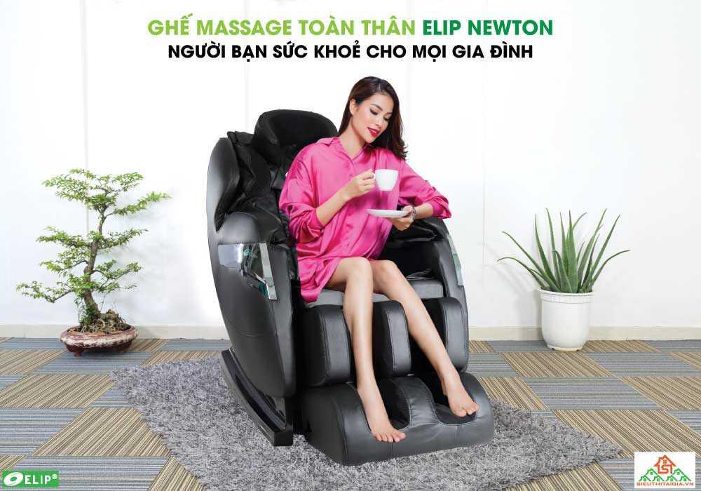 Top 5 ghế massage toàn thân Elip bán chạy nhất tại ElipSport 2019 - ảnh 5