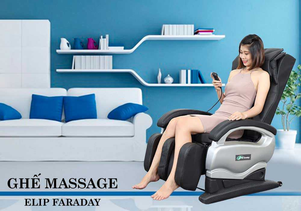Ghe massage Elip Faraday