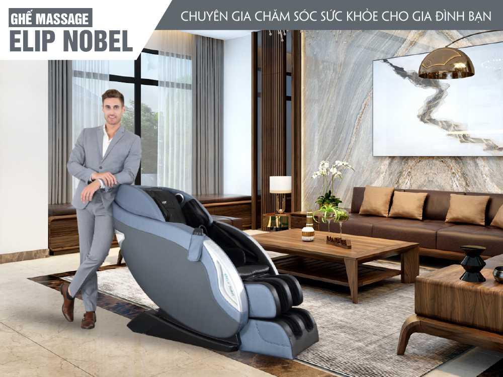 Ghế massage Elip Nobel  - ảnh 1