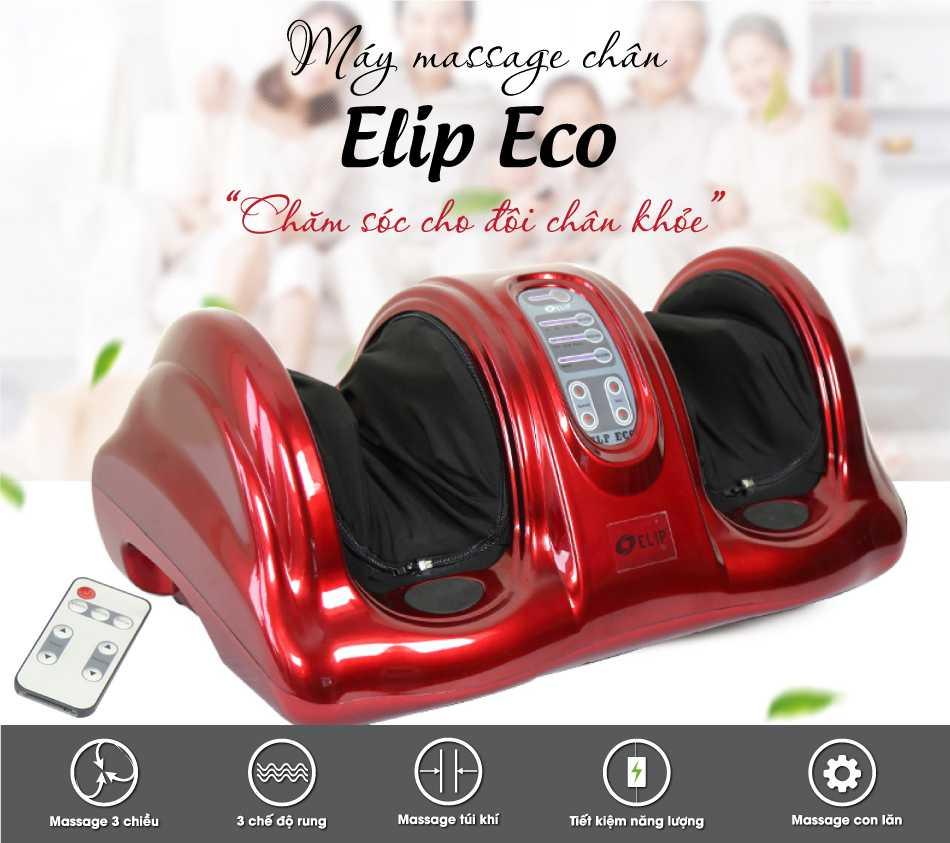 Máy massage chân Elip Eco - ảnh 1