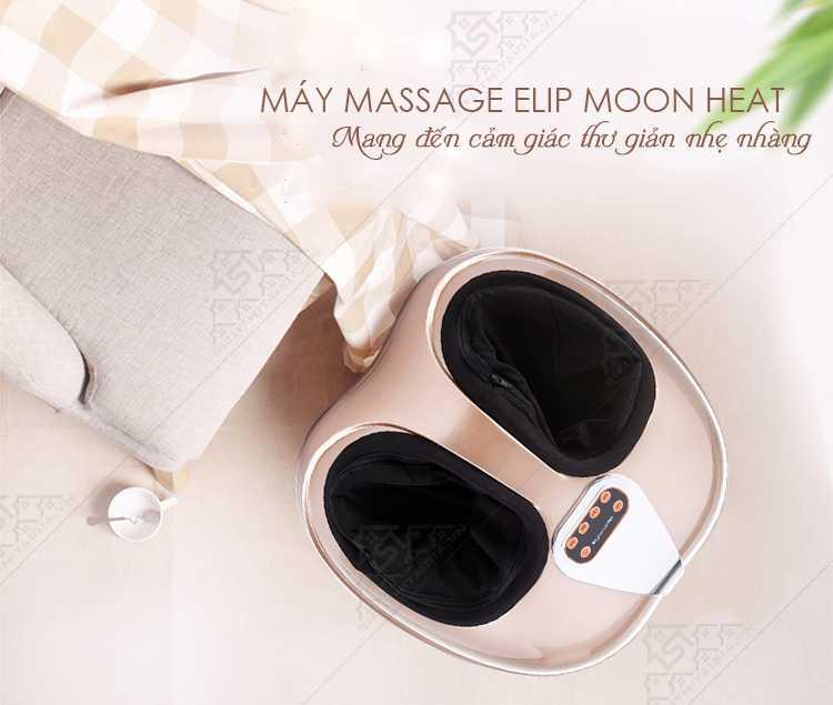 Máy massage chân Elip Moon Heat - ảnh 1