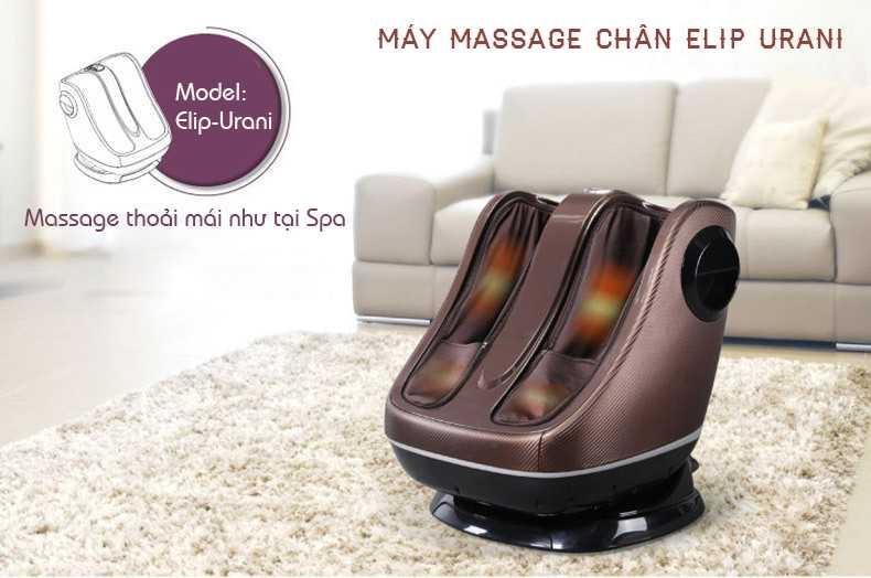 Máy massage chân Elip Urani - ảnh 1