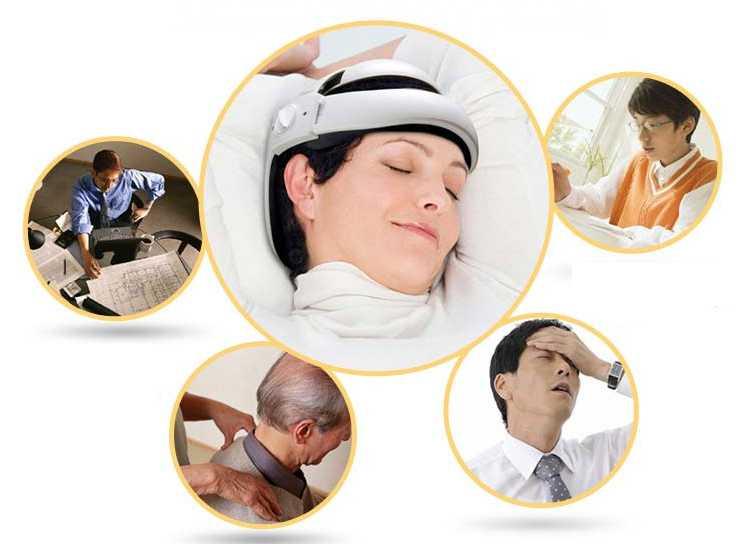 Máy massage đầu Elip iKnow1180 - ảnh 1