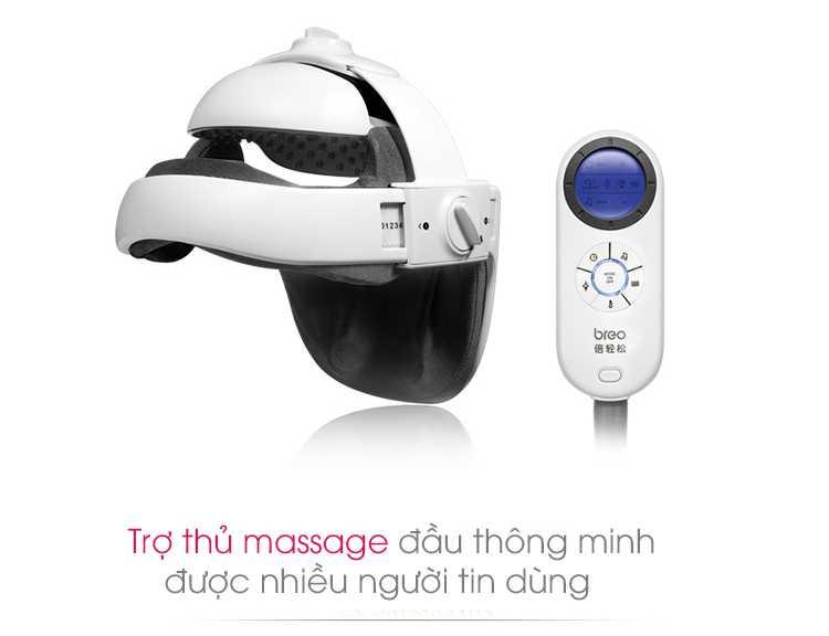 Máy massage đầu Elip iKnow1180