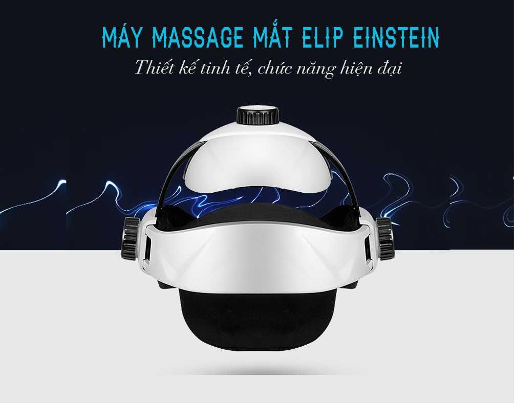 Máy massage đầu Elip Einstein - ảnh 1