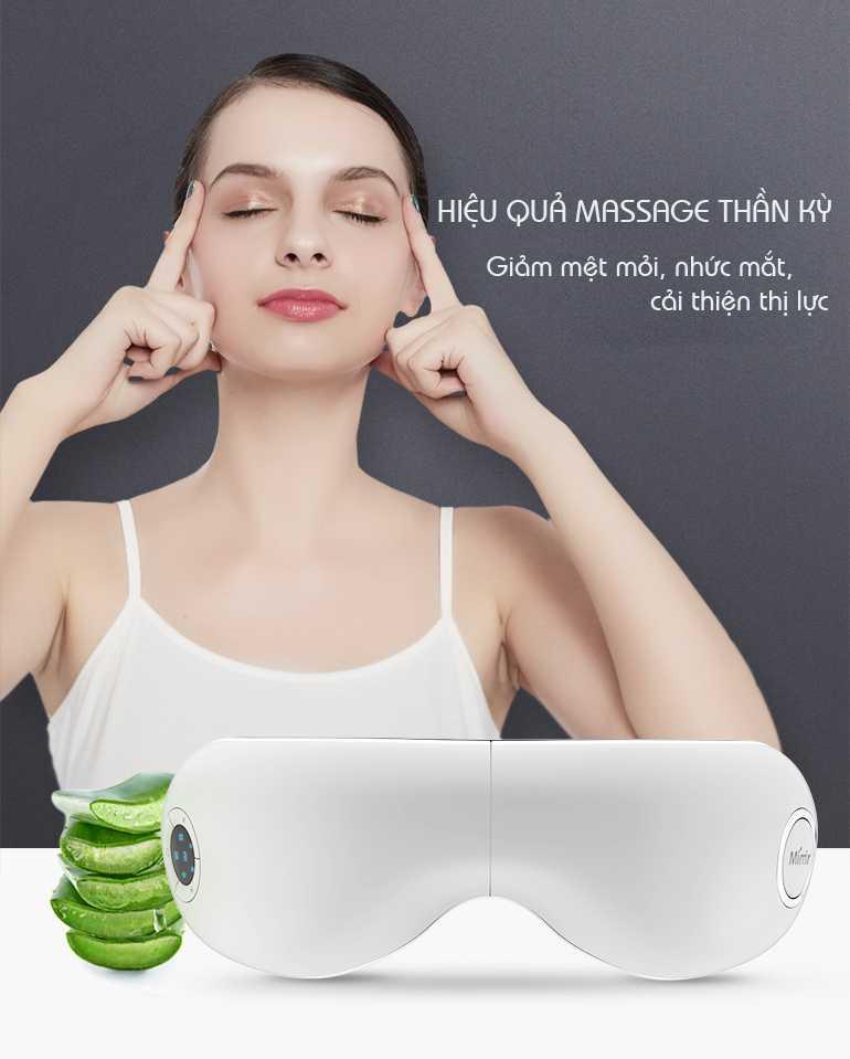 Máy massage mắt Elip Abrahan