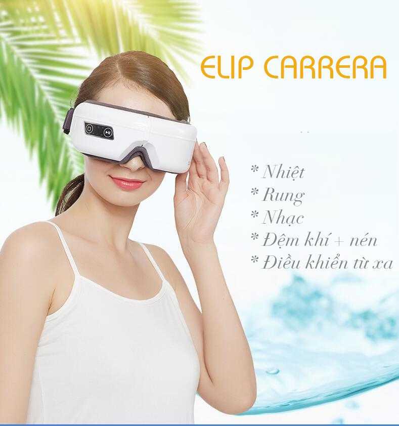 Máy massage mắt Elip Carrera - ảnh 1
