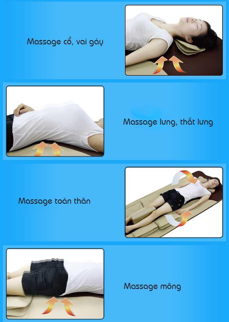 Nệm massage Elip Spa - ảnh 1
