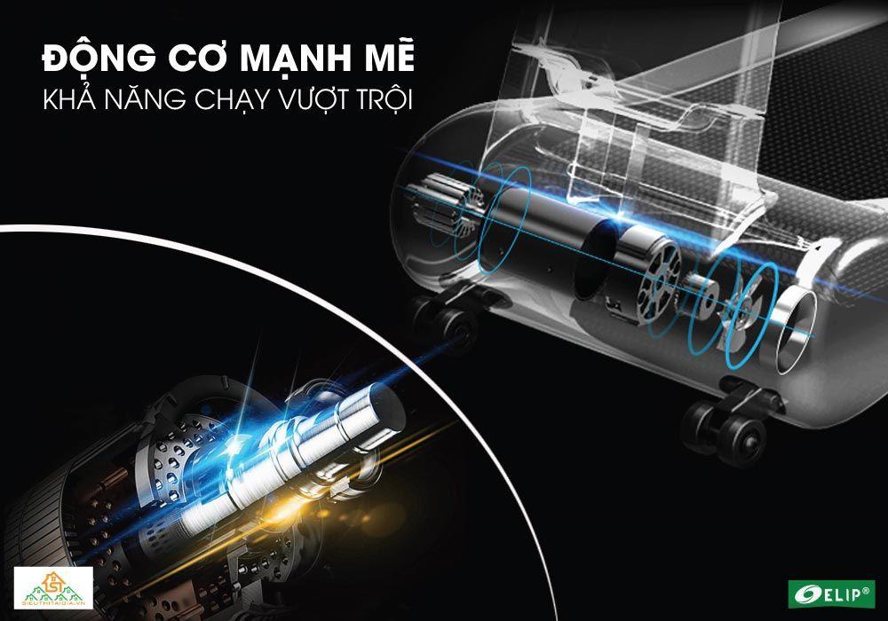 Động cơ Máy chạy bộ điện Elip Aura