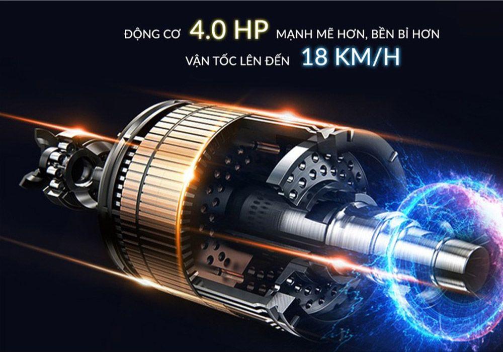 động cơ Máy chạy bộ điện Elip Sport Pro
