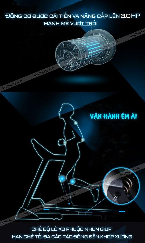 máy chạy bộ điện elip 2021i