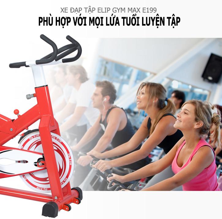 Lựa chọn xe đạp tập nào cho phòng gym? - ảnh 1
