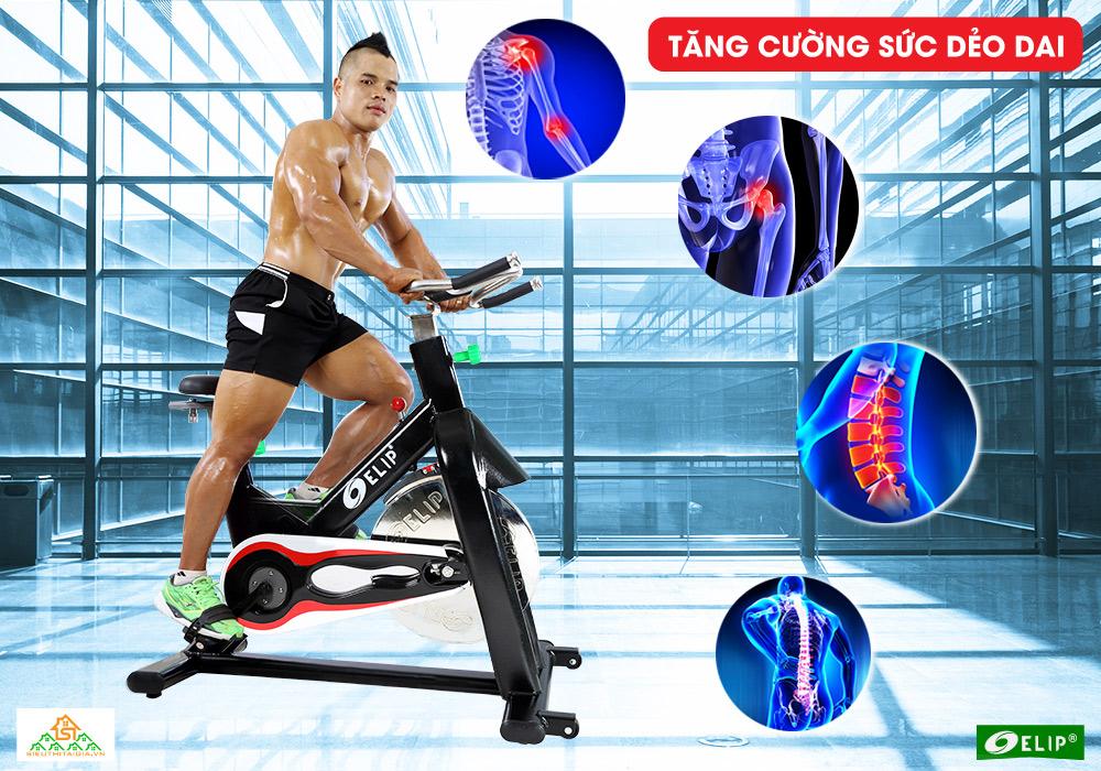Xe đạp tập Elip Gym Master giá rẻ