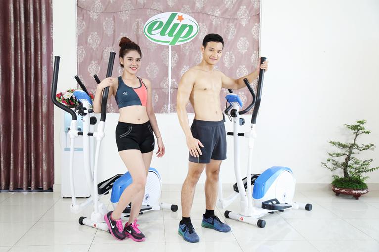 Xe đạp tập toàn thân ELIP Formega