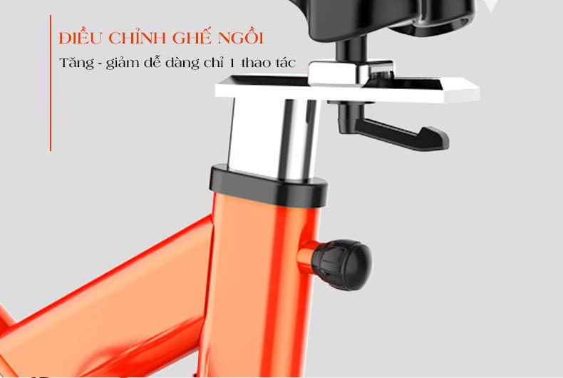 Xe đạp tập thể thao Elip Ceasar