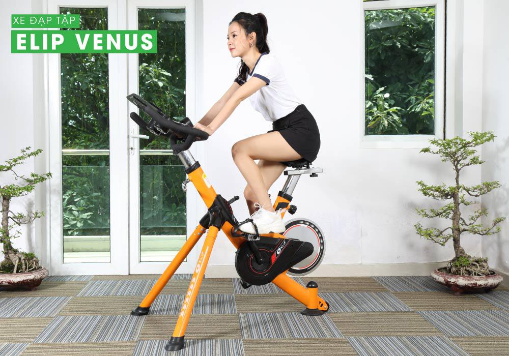 Xe đạp tập thể dục - Thiết bị thể thao dễ sử dụng, hiệu quả cao 1