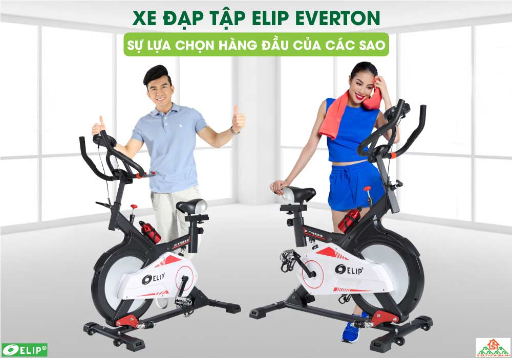 xe dap tap the duc elip everton