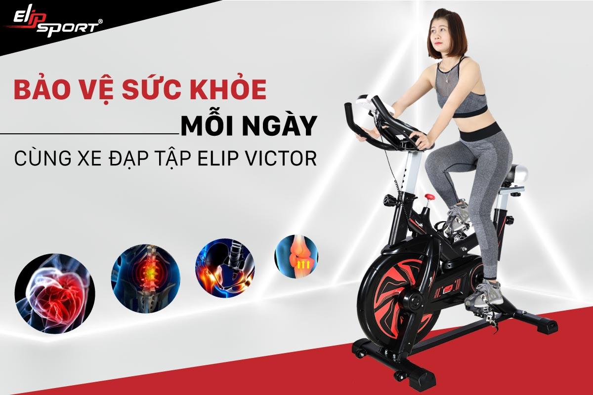 Xe đạp tập ELIP Victor