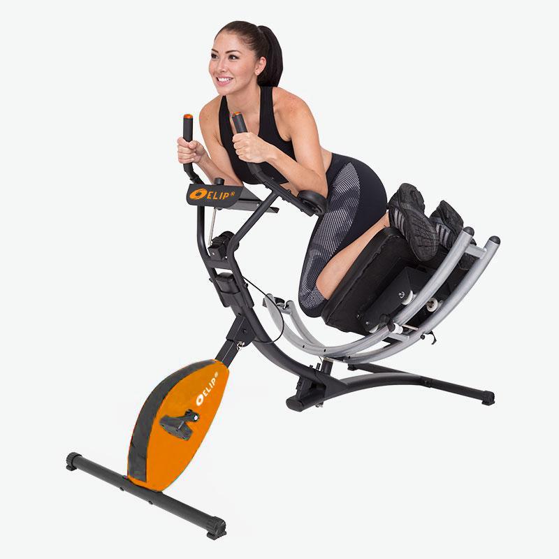 Máy tập bụng-xe đạp tập Elip-Victoria - ảnh 2