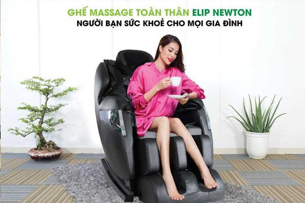 Ghế massage ELIP Newton (NEW 100%) - Thanh lý