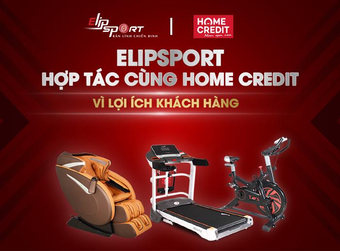 Elipsport hợp tác cùng Home Credit vì lợi ích khách hàng
