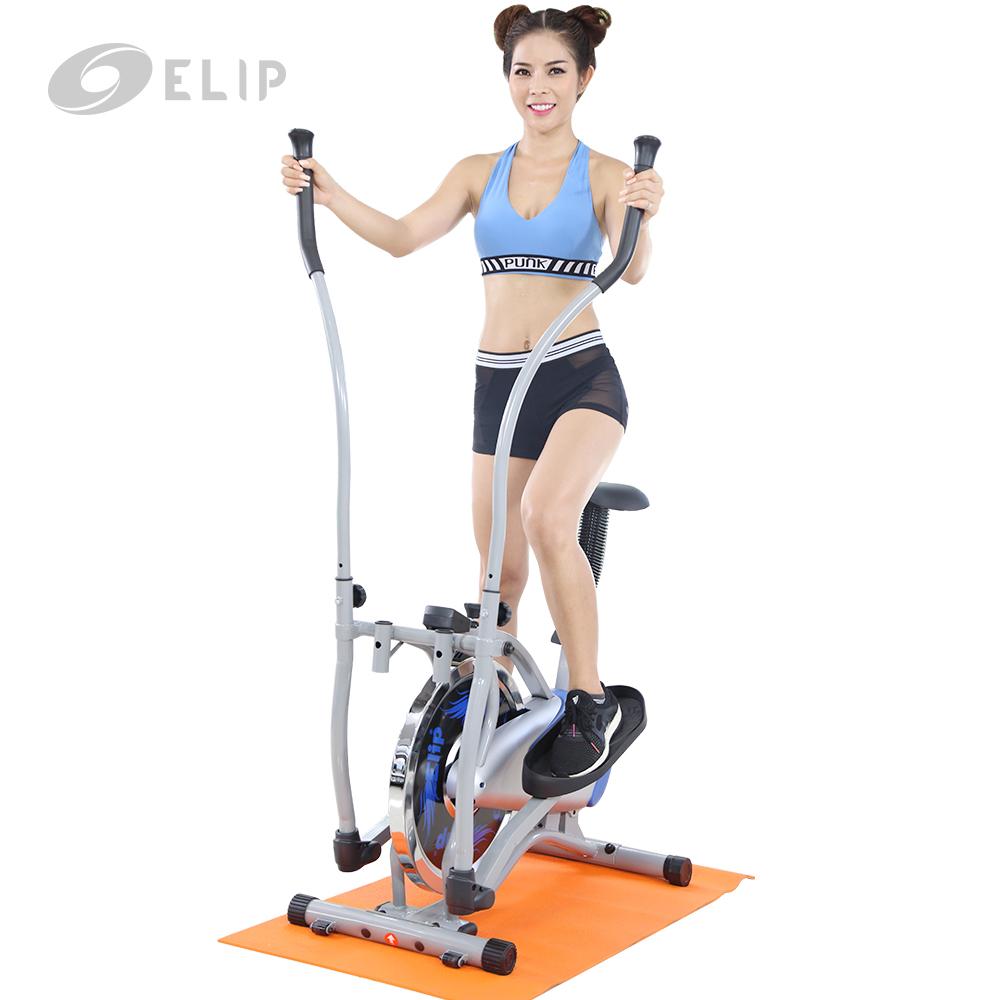 Xe đạp tập tổng hợp Elip Ver 2-Thanh lý