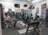Phòng gym Bình Định.