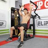 Máy đẩy vai Elip P203