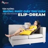 Đệm Ghế Massage Elip - Dream Đa Năng