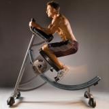 Máy tập cơ bụng Elip AB-Gym