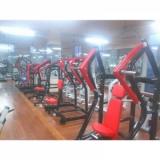 Phòng Gym ĐH quản trị kinh doanh công nghệ Hà Nội