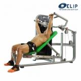 Máy tập ngực ngang+ngực trên Elip ELS9021