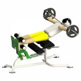 Máy tập cơ lưng bụng Elip Gym YL45