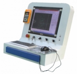 Máy cắt CNC kim loại tấm Elip Silver ES-D-1530-2000W
