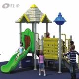 Cầu trượt liên hoàn Elip - J