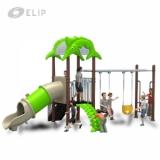 Cầu trượt liên hoàn Elip - A
