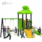 Cầu trượt liên hoàn Elip - C
