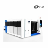 Máy cắt CNC kim loại tấm Elip Silver ES-D-1530-3000W