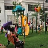 Sân chơi công viên Elip Becamex