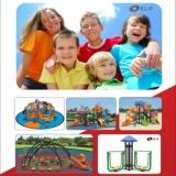 Sân chơi công viên Elip Nova