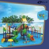 Sân chơi công viên Elip Tower